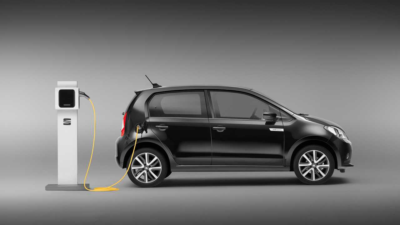 Seat Mii electric als Sondermodell Edition Power Charge