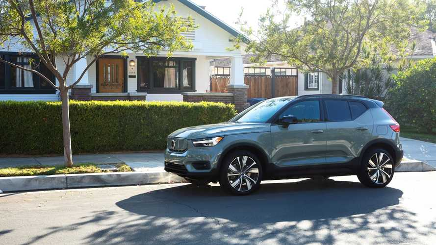 California: Plug-Ins Accounted For 32% Of Volvo Sales In January 2021