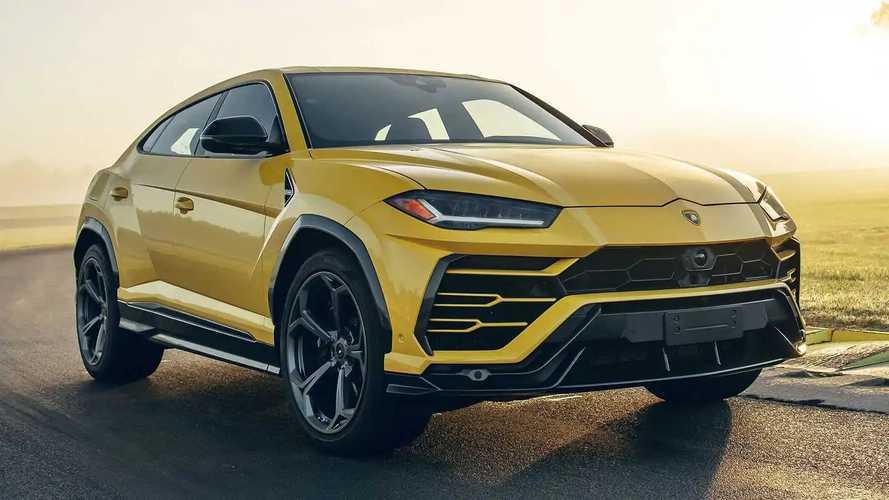 Çip krizi Lamborghini'ye dokunmadı mı?