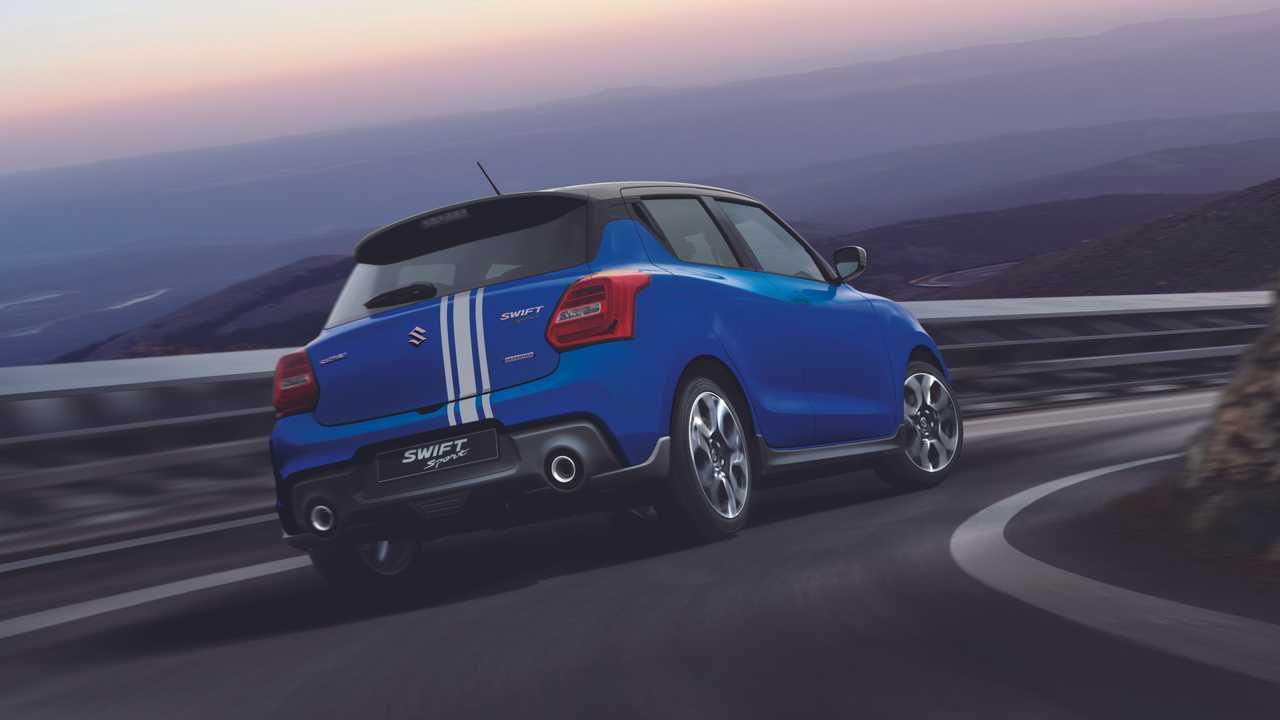 Suzuki Sport Hybrid World Champion Edition