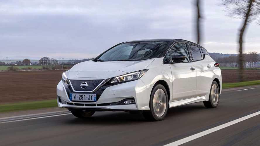 Nissan Leaf10: Sondermodell zum 10. Geburtstag des Leaf