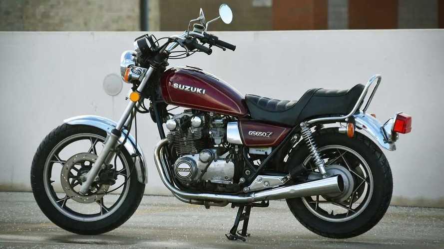 1981 Suzuki GS650L