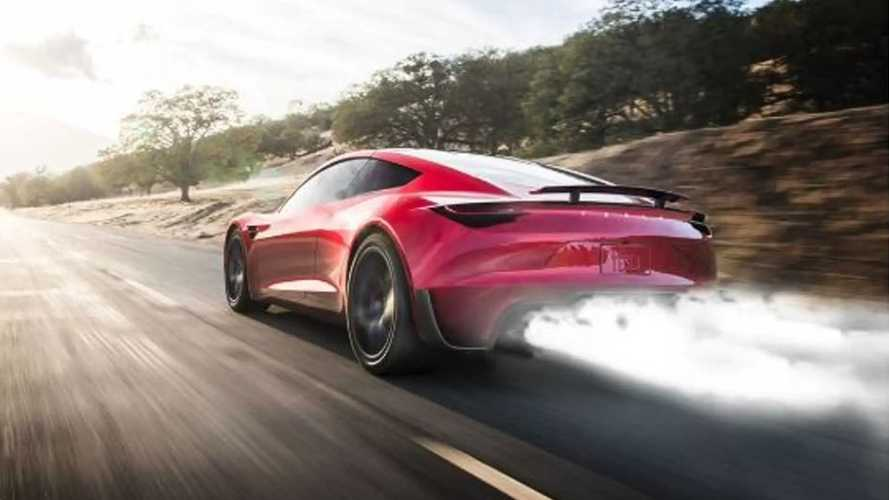 Tesla's Crazy Yoke Could Enable Flight Controls, Activate Rockets On Roadster