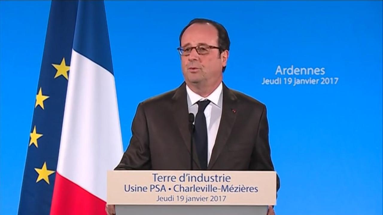 François Hollande - Président de la république