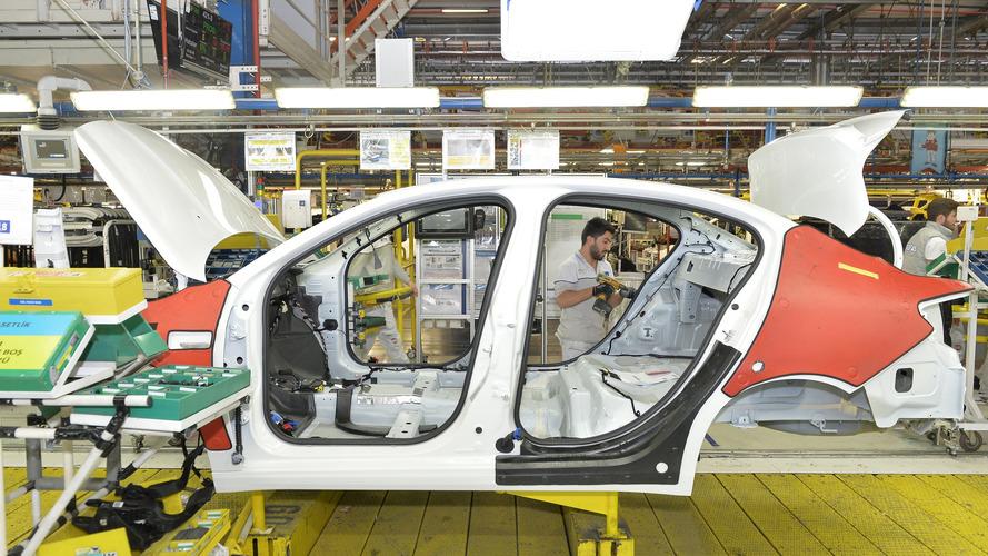 Otomobil üretiminde haberler çok kötü değil