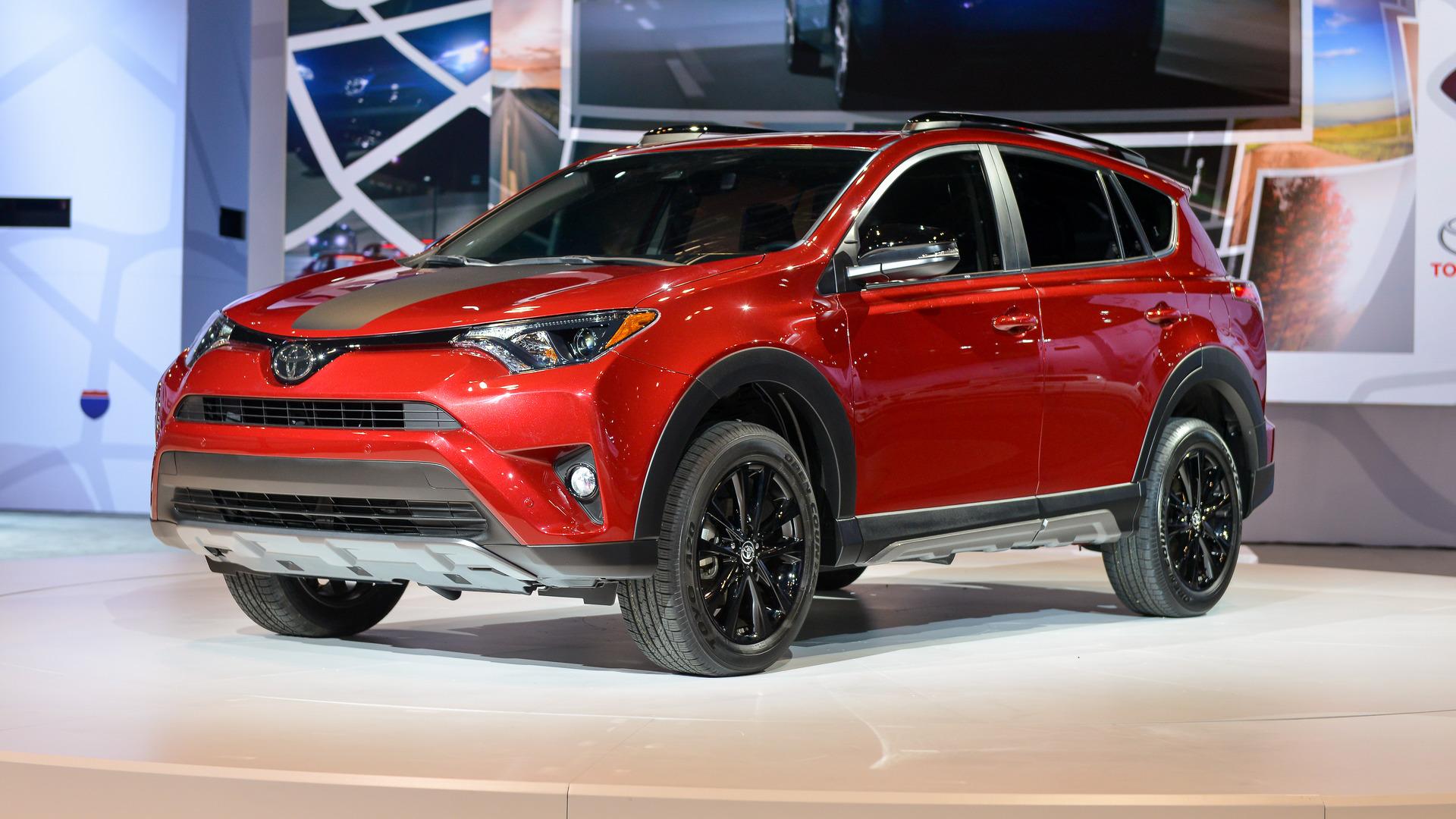 2018 Toyota RAV4: News, Features, Price >> 2018 Toyota Rav4 Adventure Gets A Price