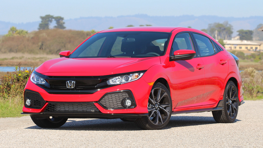 2017 Honda Civic Hatchback: First Drive