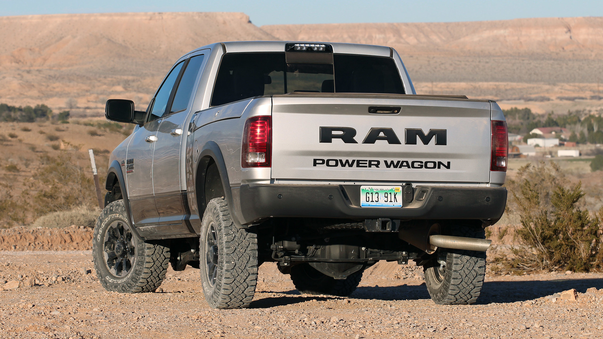 2017 Ram 2500 Power Wagon First Drive Capability Beyond Crawling Dodge