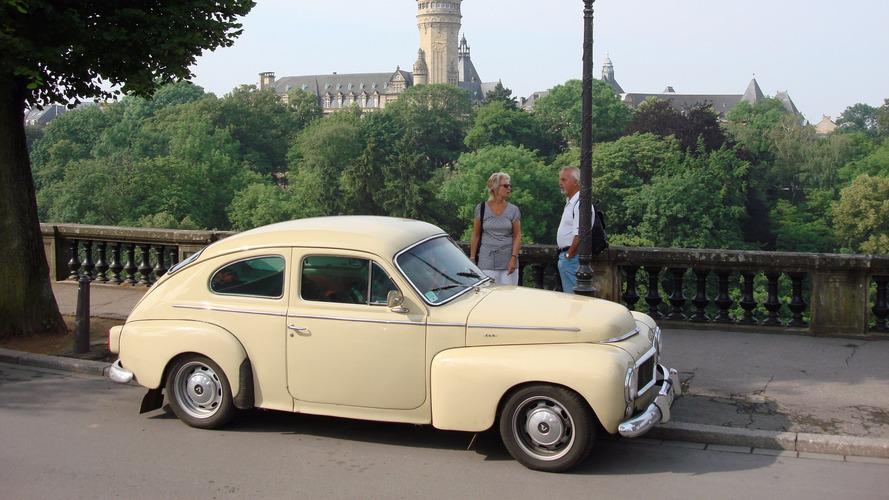 Volvo Rétromobile