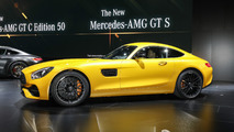 2018 Mercedes-AMG GT C Coupe: Detroit 2017