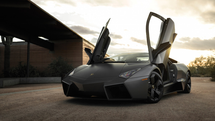 Lamborghini Reventon heading to auction with just 1,000 miles