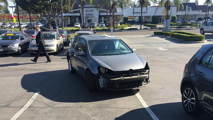 Juiz dos EUA dá bronca em proprietários que depenaram carros do Dieselgate