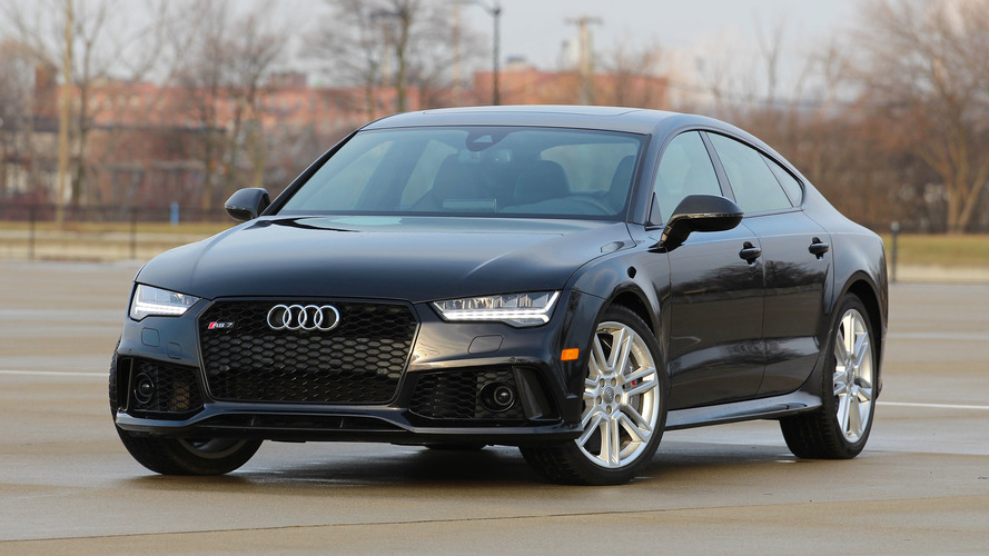 2019 Audi RS7 Sportback Might Get 700-HP Hybrid Powertrain