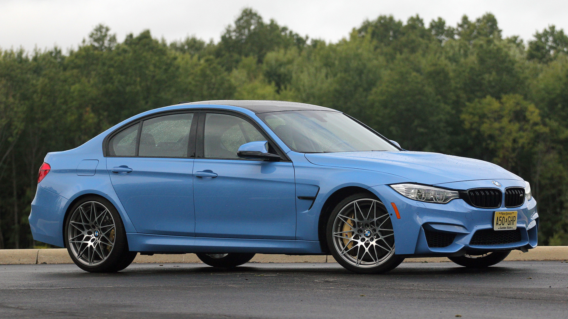 2016 Bmw M3 Review A Broken Benchmark