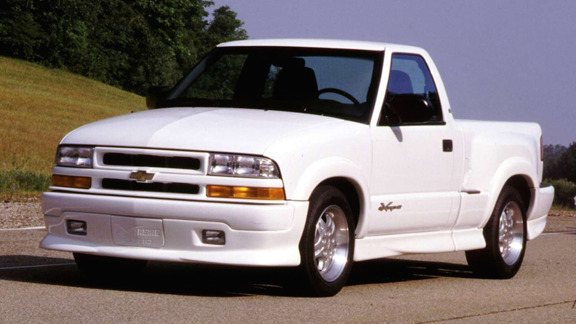 2003 chevy s10 value