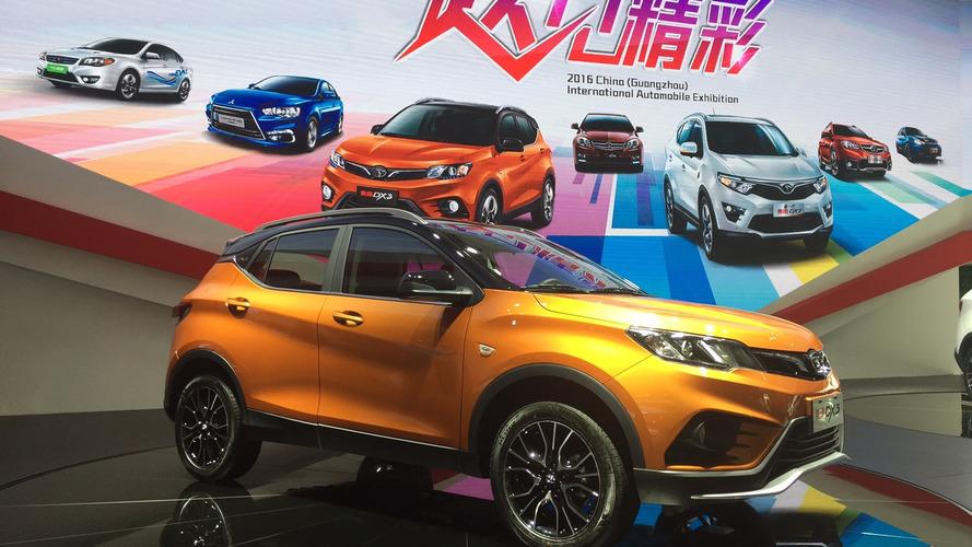 SEM DX3 - L'enfant chinois de Pininfarina