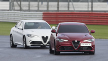Alfa Romeo Giulia, Silverstone'da 'gözü kapalı' tur rekoru kırdı