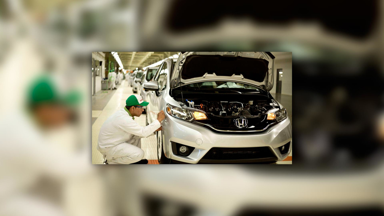 Honda Meksika fabrikası (Celaya)