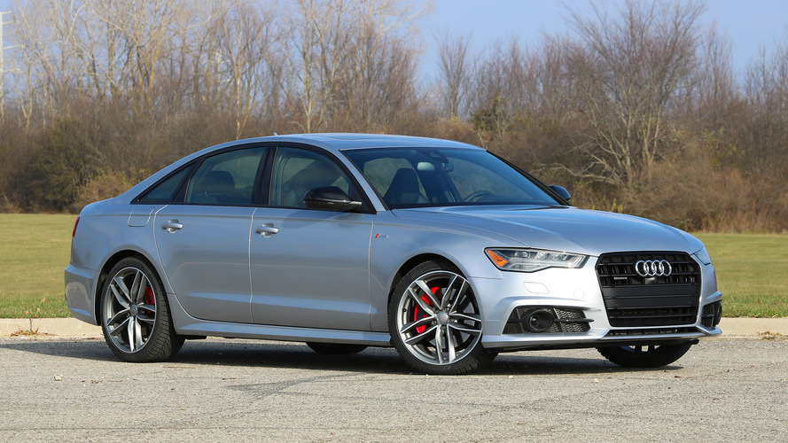 İnceleme: 2017 Audi A6 3.0T Competition