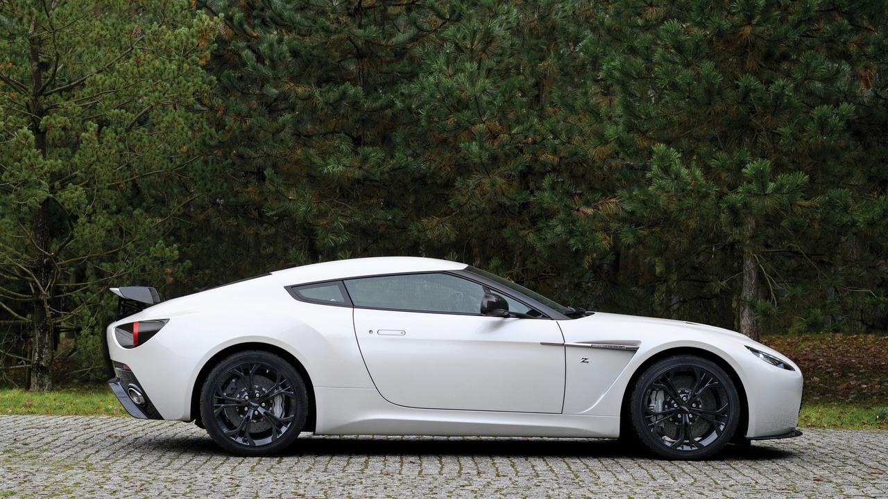 2012 Aston Martin V12 Zagato No Zero Motor1 Com Photos