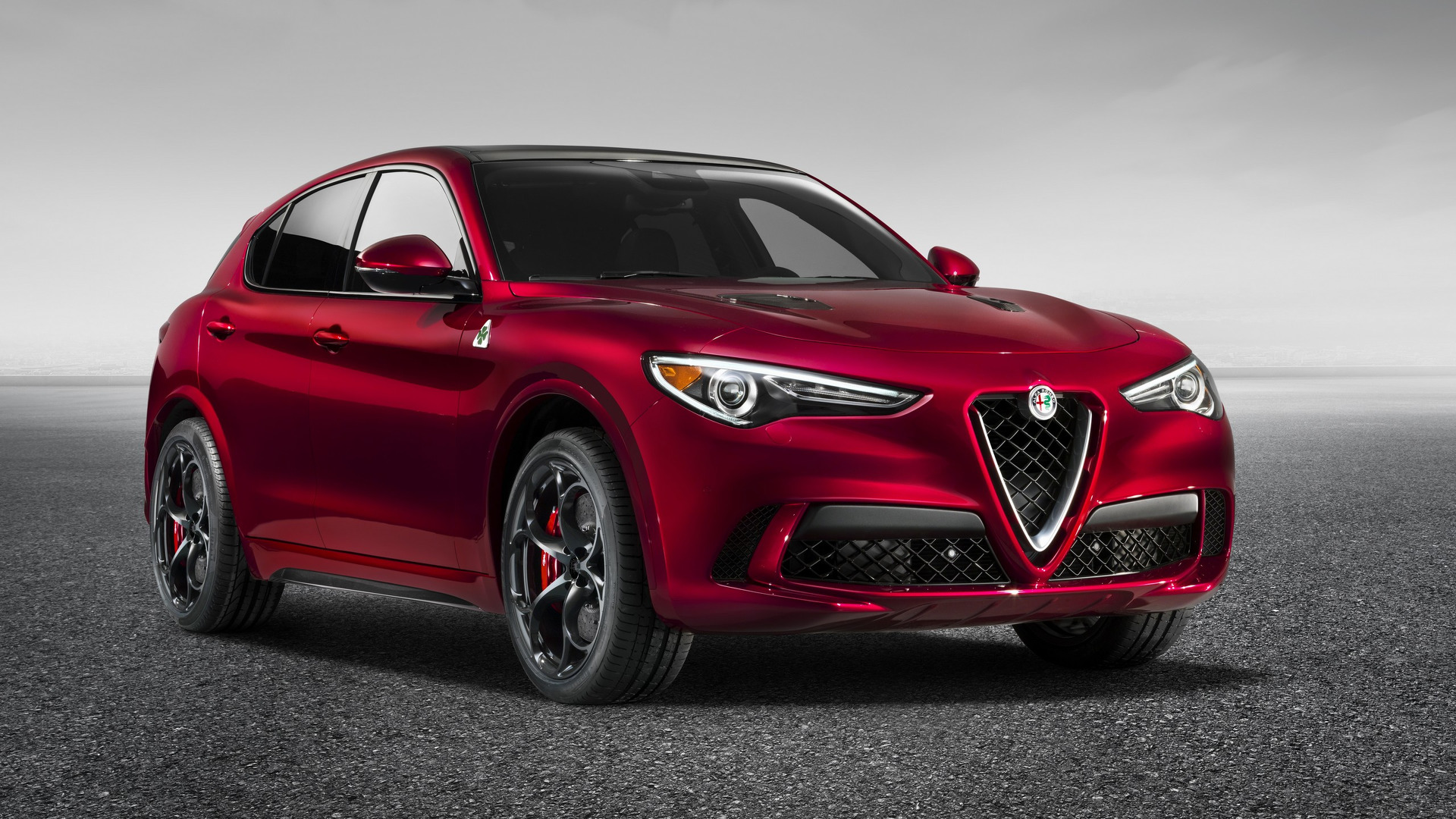 2018 Alfa Romeo Stelvio Quadrifoglio Costs More Than 80 000