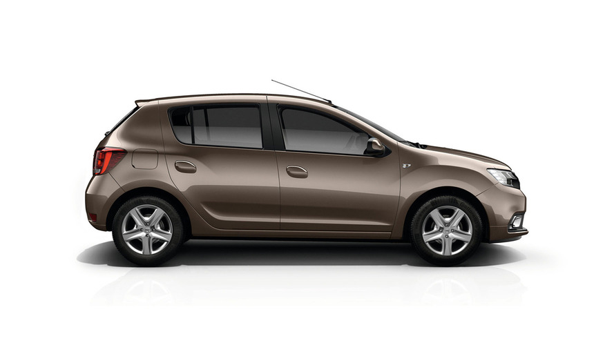 Dacia Sandero, Logan MCV facelifts at 2016 Paris Motor Show