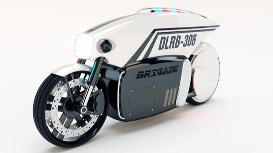 Geleceğin otonom polis motosikletleri