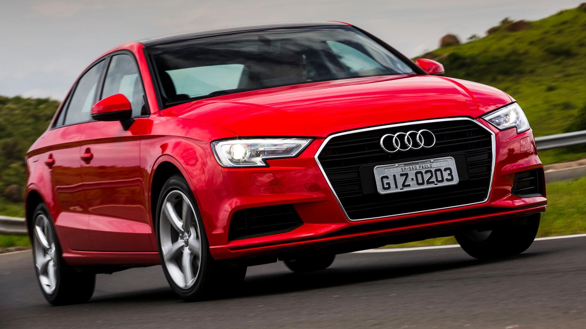 Audi A3 Sedan 2017 Chega Reestilizado Ao Brasil Veja Precos