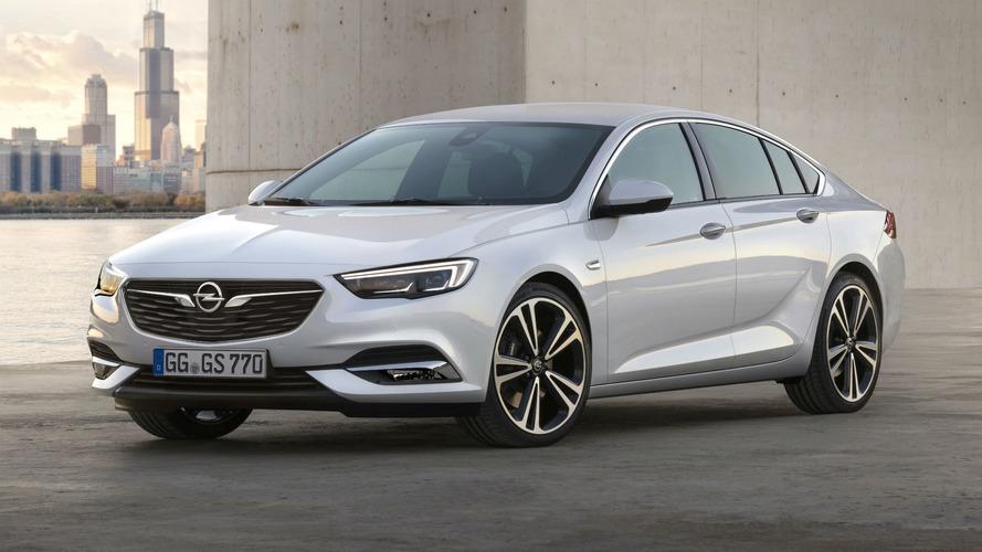 L'Opel Insignia Grand Sport en photos et vidéo !
