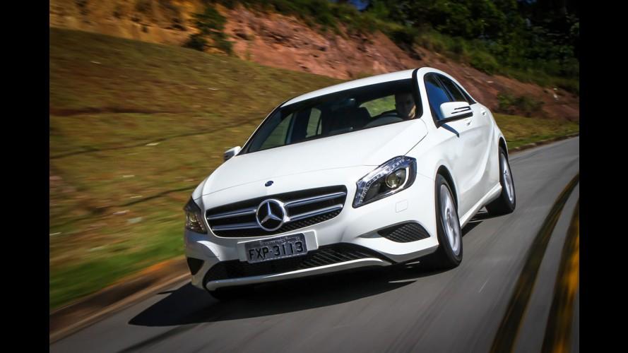 Mercedes faz recall de Classe A, Classe B, CLA e GLA no Brasil