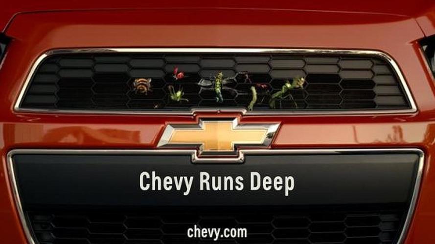 Chevrolet announces five Super Bowl commercials [videos]