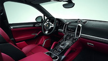 2013 Porsche Cayenne Turbo S 12.10.2012