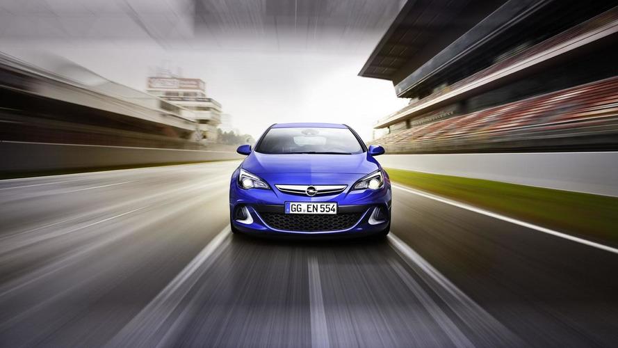 Opel GTC OPC