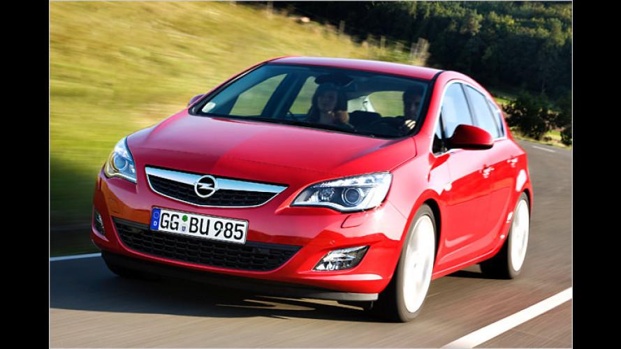 Neuer Opel Astra: Komponierter Kompakt-Klang