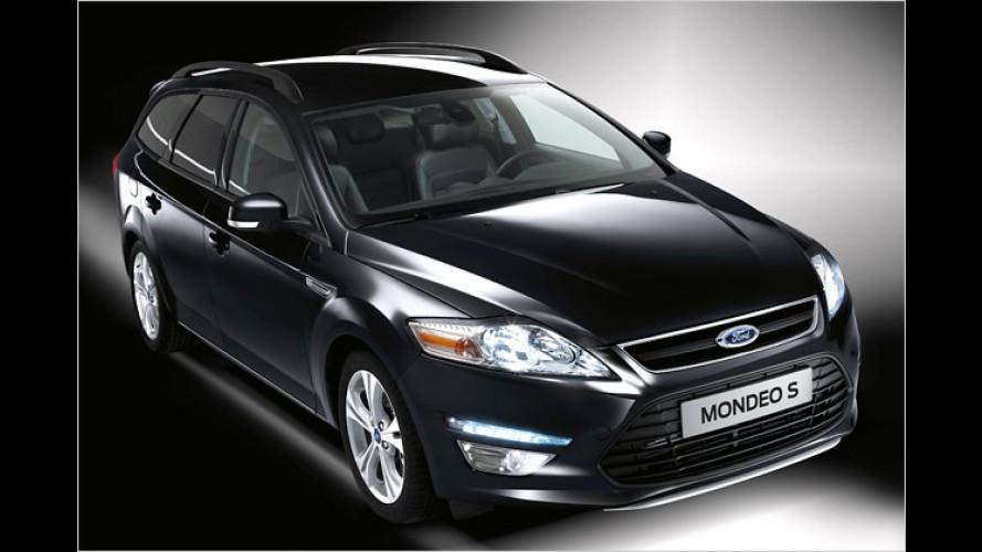 Ford Mondeo & Co mit neuer Motor-Getriebe-Kombination