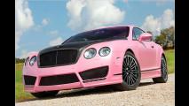 Extravaganz in Pink