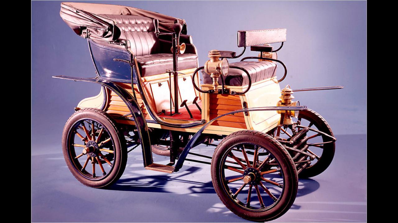 Fiat Typ 3 2HP (1899)