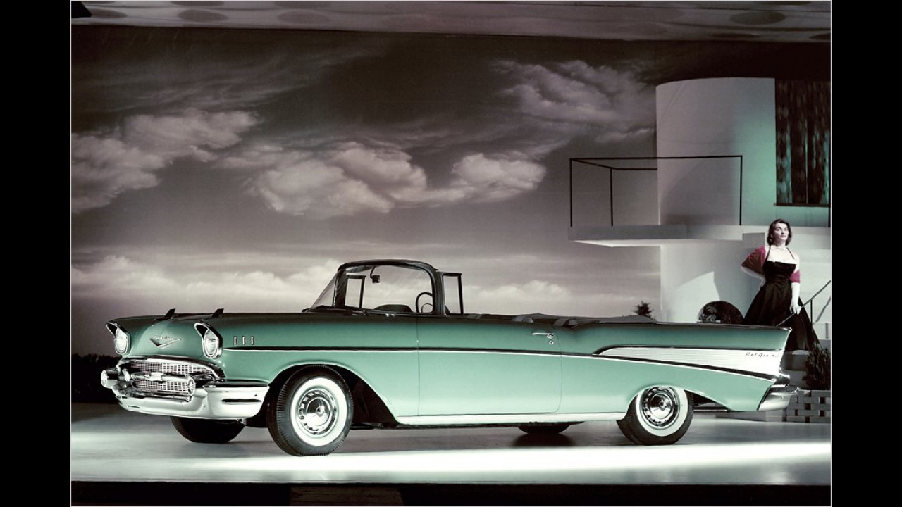Bel Air Convertible (1957)