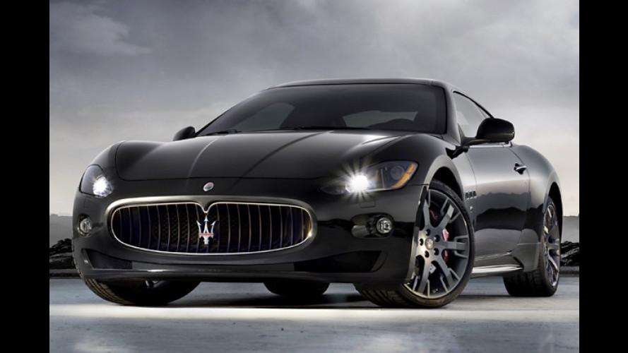 GranTurismo S: Preis für den stärksten Maserati steht fest