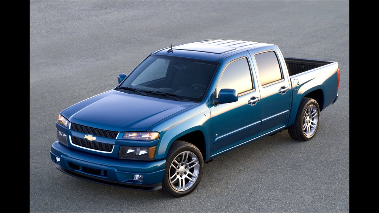 Chevrolet Colorado/GMC Canyon/Hummer H3