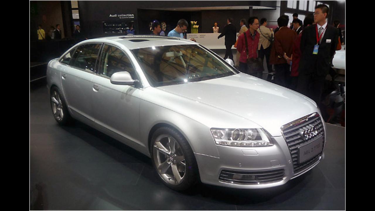 Audi A6L 2.7 TDI