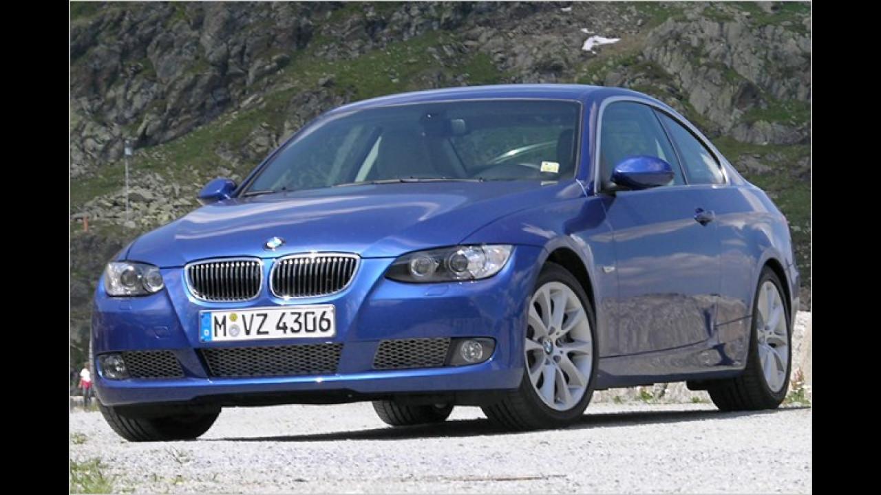 BMW 330i Coupé