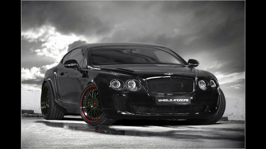 Bentley Continental Ultrasports 702 von Wheelsandmore