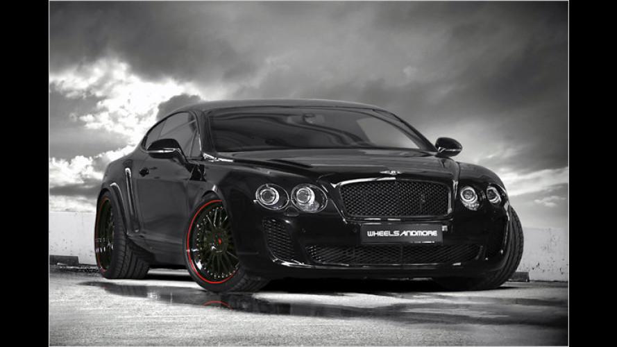 Bentley Continental Ultrasports 702 von Wheelsandmore