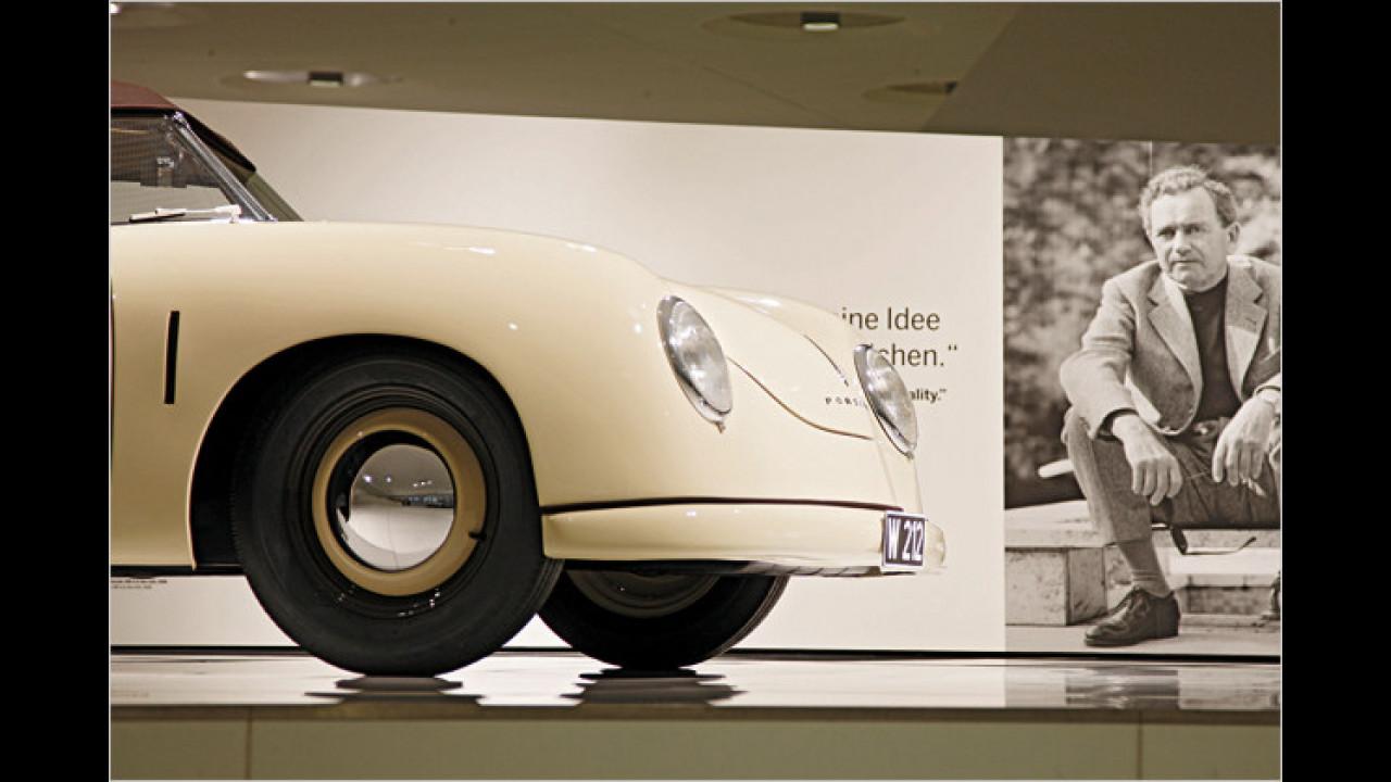 Porsche 356/2 Gmünd Cabriolet