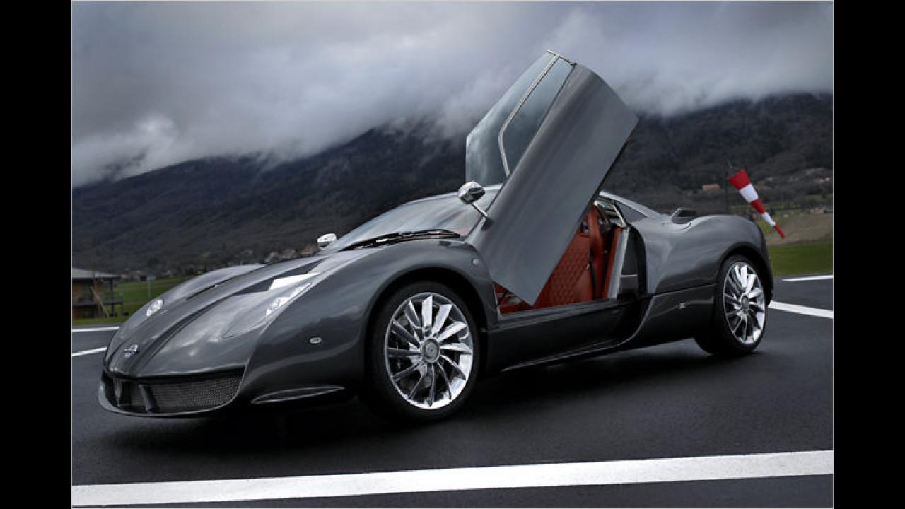 Dreamcars: Spyker C12 Zagato