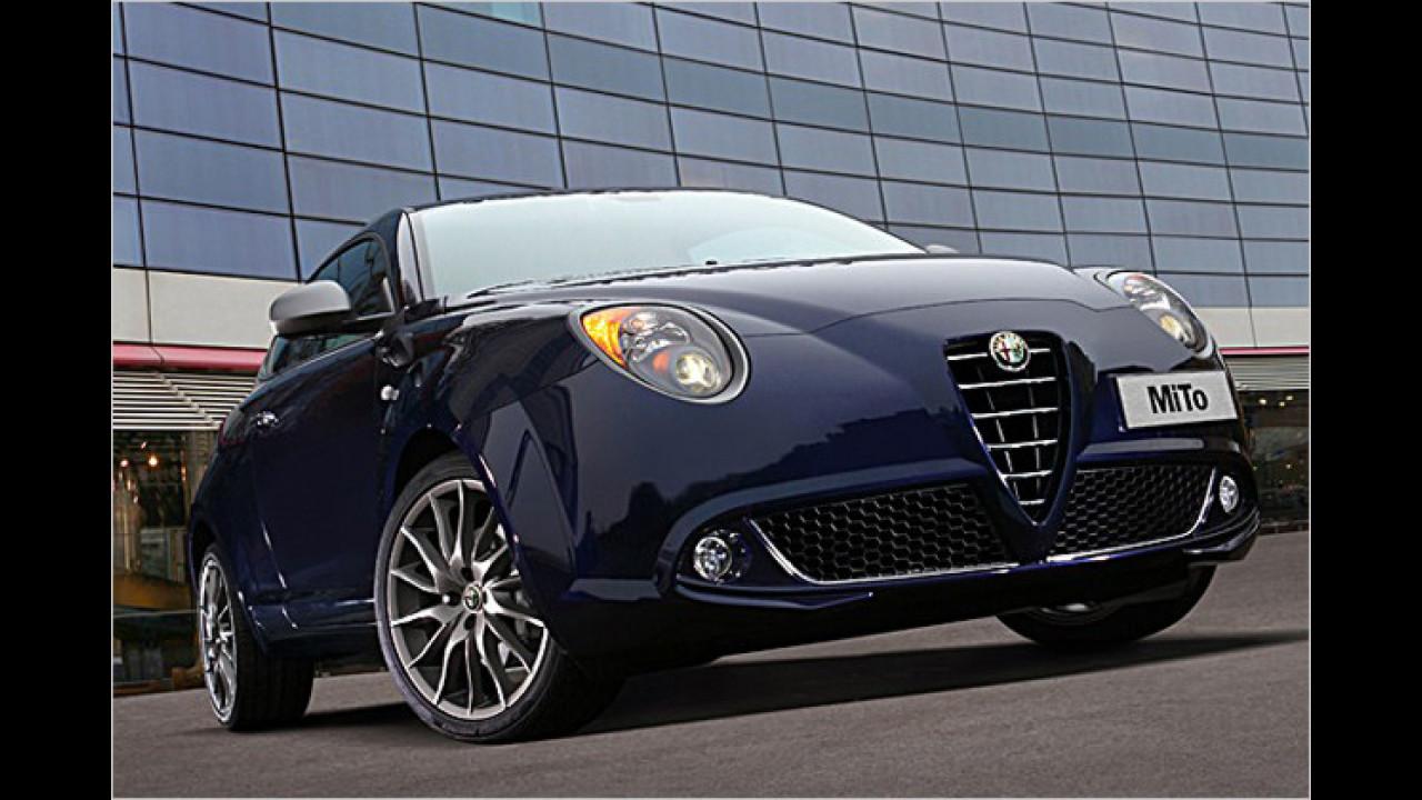 Alfa für Maserati