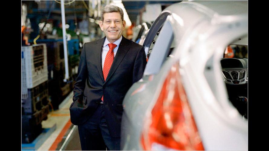 """Ford-Chef Mattes: """"C-Plattform von großer Bedeutung für uns"""""""