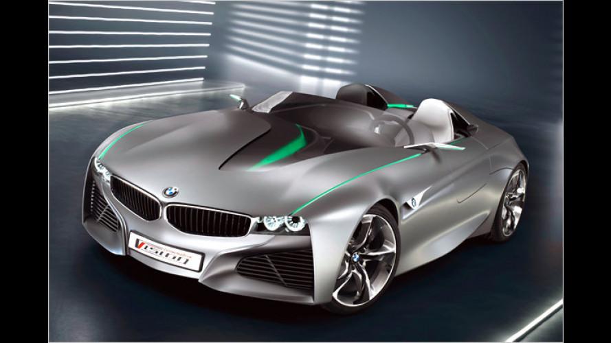 BMW Vision ConnectedDrive: Aufregend vernetzt