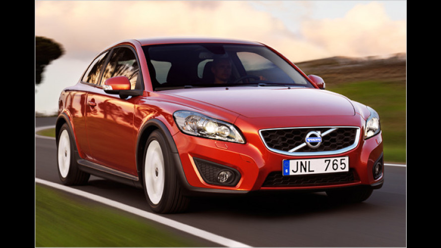 Sparsamster Volvo aller Zeiten: Der neue C30 DRIVe